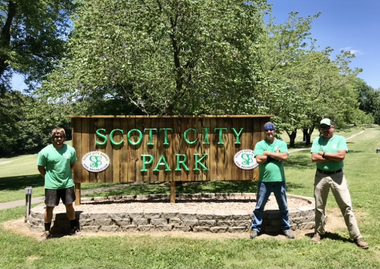 scott city park staff